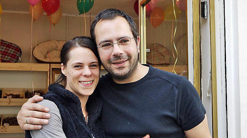 Marcel und Melanie
